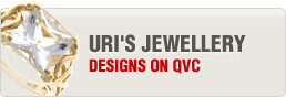 Uri's jewellery designs on QVC